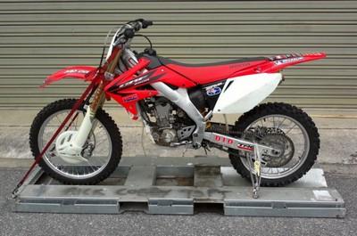 Motorkerékpár szállítás
