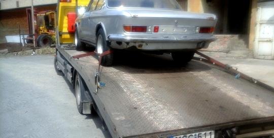 Autószállítás Budapest